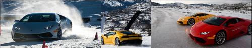 Luxury Winter Driving Experiences Coming in Colorado