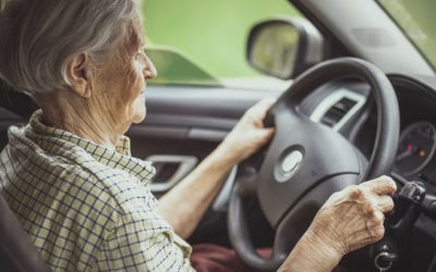 When It's Time for Elderly to Stop Driving