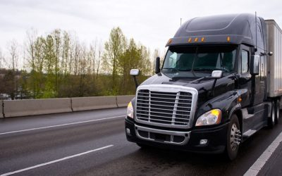 Truck Accidents: The Low Down on No-Zones
