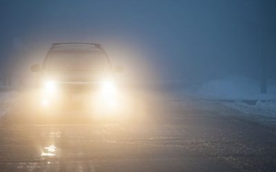 Could Smart Headlights Improve U.S. Nighttime Road Safety?