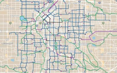 Bike Streets Project Takes the Stress Out of Bicycling in Denver