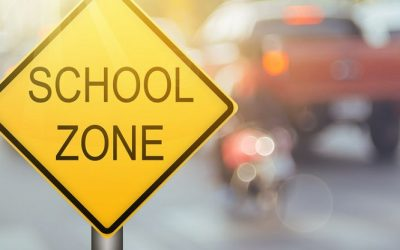 Caution: Schools Are Now Open, Drivers and Students Can Help Prevent Accidents