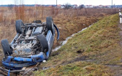 Rollover Accidents: Uncommon But Deadly