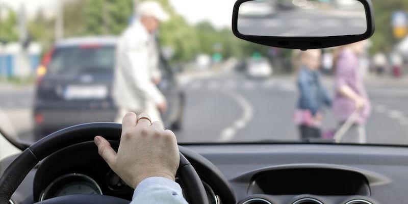 Pedestrian Accident Fatalities Up in Colorado